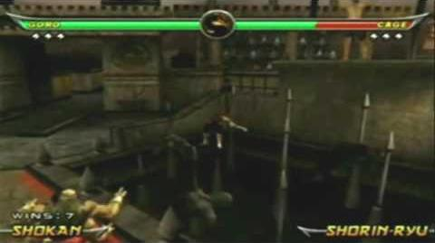 Mortal Kombat Armageddon - Battle Arena Death Trap