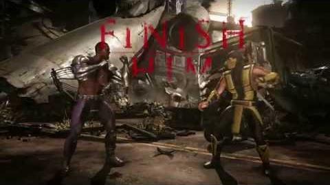 Mortal Kombat X Free Klassic Fatality Pack 2