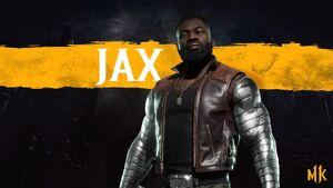 Jax Briggs Mk11