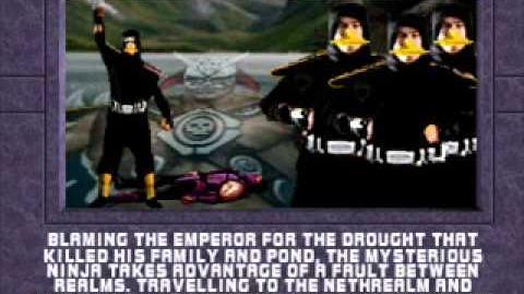 Archive Mortal Kombat Trilogy Aqua Ending