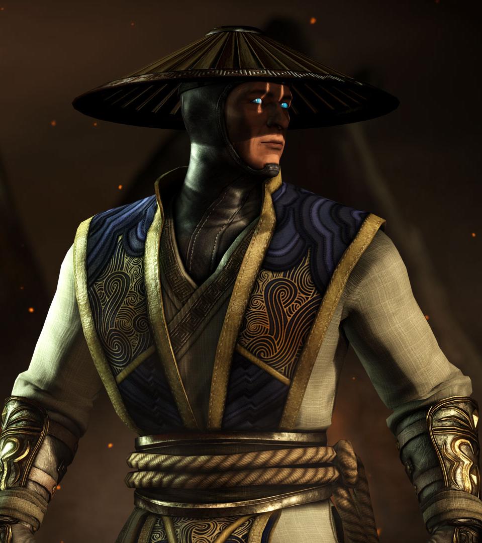 MKWarehouse: Mortal Kombat Shaolin Monks: Renders