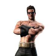 Mortal kombat x johnny cage2