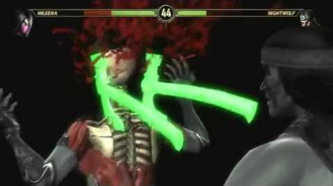 Mortal Kombat 9 - All X-Rays