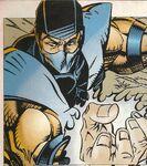 Sub-zero comics 2