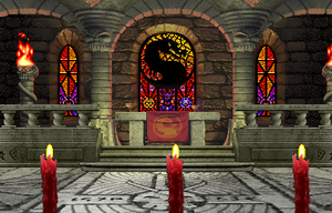 The Temple (Mortal Kombat 3 Arena)