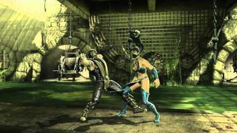 Mortal Kombat 9 - Liu Kang gameplay HD
