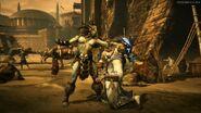 Kotal Kahn vs Raiden MKX