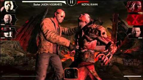 Mortal Kombat X Mobile -- Jason Voorhees