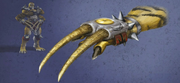 Kintaro weapon concept01