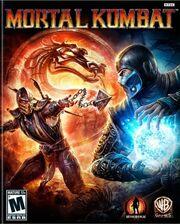 Capa Mortal Kombat 2011
