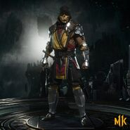 MK11 Scorpion