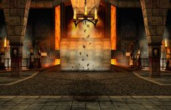 Arena armory