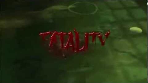 Dead Pool Stage Fatality Mortal Kombat(2011)