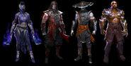 Mortal Kombat X MKX Concept Art MN Revenants 04-01
