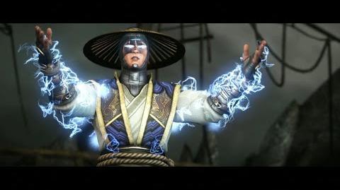 Mortal Kombat X Raiden Official Trailer-1