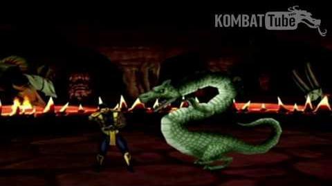 MK4 Liu Kang Fatality