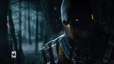 Mortal Kombat X It Has Begun!