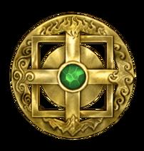 Shinnok amulet