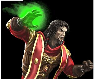 VS Shang Tsung MKA