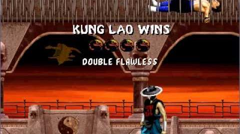 Stage Fatality Kombat Tombs Mortal Kombat 2