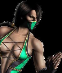 Versus Jade (MK9)