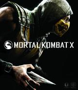 Mortal Kombat X KeyArt