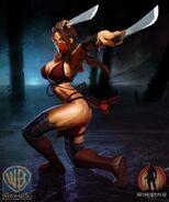Red ninja final