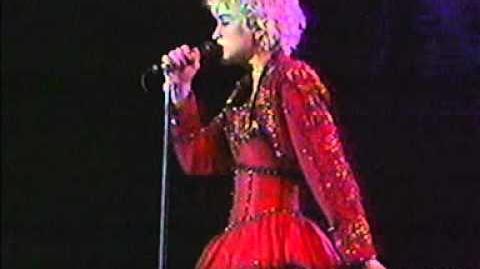 14. Madonna - La Isla Bonita Live at Who's That Girl Tour in Turin