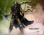 Kabal Wall