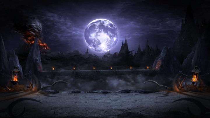The Pit Night MK9