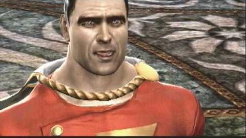 Mortal Kombat vs DC Chapter 5 - Captain Marvel