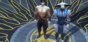 Liu Kang e raiden01