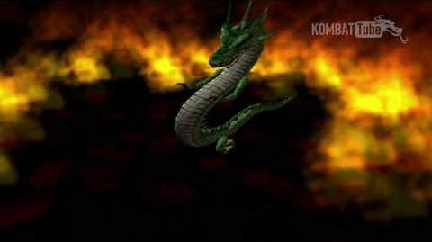 MKSM Liu Kang Dragon