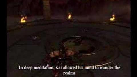 MK Armageddon Kai Ending