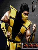 Ultimate Mortal Kombat 3 013-1