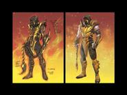 Скорпион (концепт- арт IGAU)