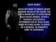 Noob bio