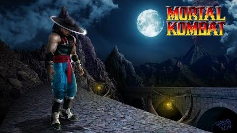 Evolution of Kung Lao's Hat Throw (1993-2017)