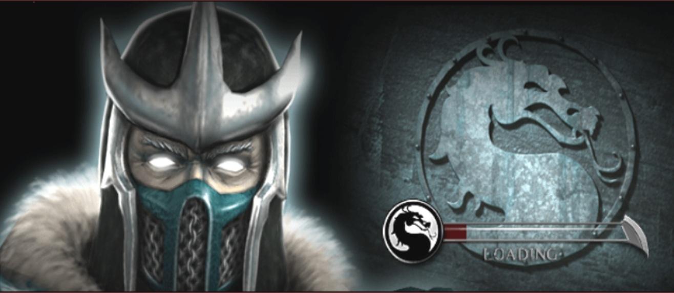 Mortal Kombat Deception - Title Screen in HD? - YouTube