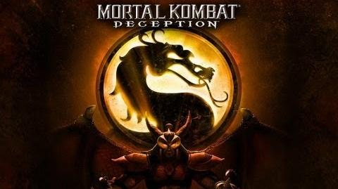 Mortal Kombat Deception *All Fatalities Hara-Kiris Death Traps* (HD)-0