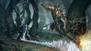 Mortal kombat tribute by xavor85-d3elojf