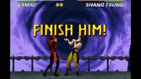 Ultimate Mortal Kombat 3 Brutalities
