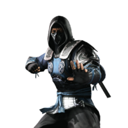 Lin kuei warrior mkx
