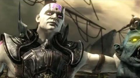 Mortal Kombat X Scorpion Quan Chi Raiden Intro Dialogue Mortal Kombat 10