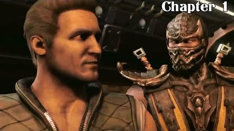 Mortal Kombat X Story Mode Part 1 Gameplay Cutscenes【HD】