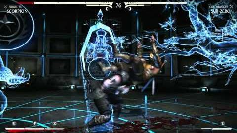 Mortal Kombat X - Enhanced Online Beta