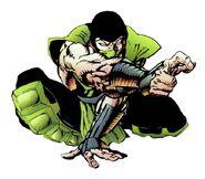 Mortal-Kombat-II-MK-Official-Game-Art-Reptile-2 (65def)