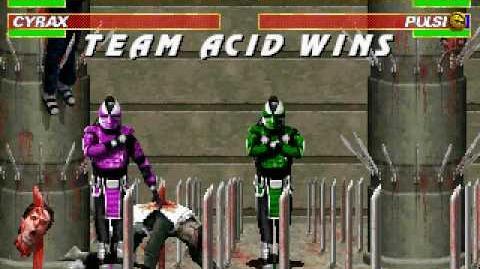 MKP 4.1 Team Sektor Vs. Team Acid