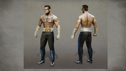 MKX Johnny Cage Concept Art 6