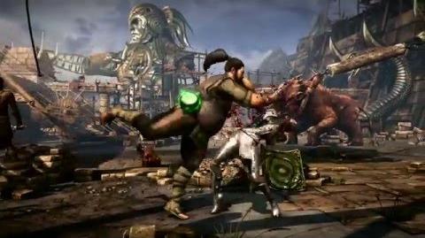 Mortal Kombat XL Announce Trailer